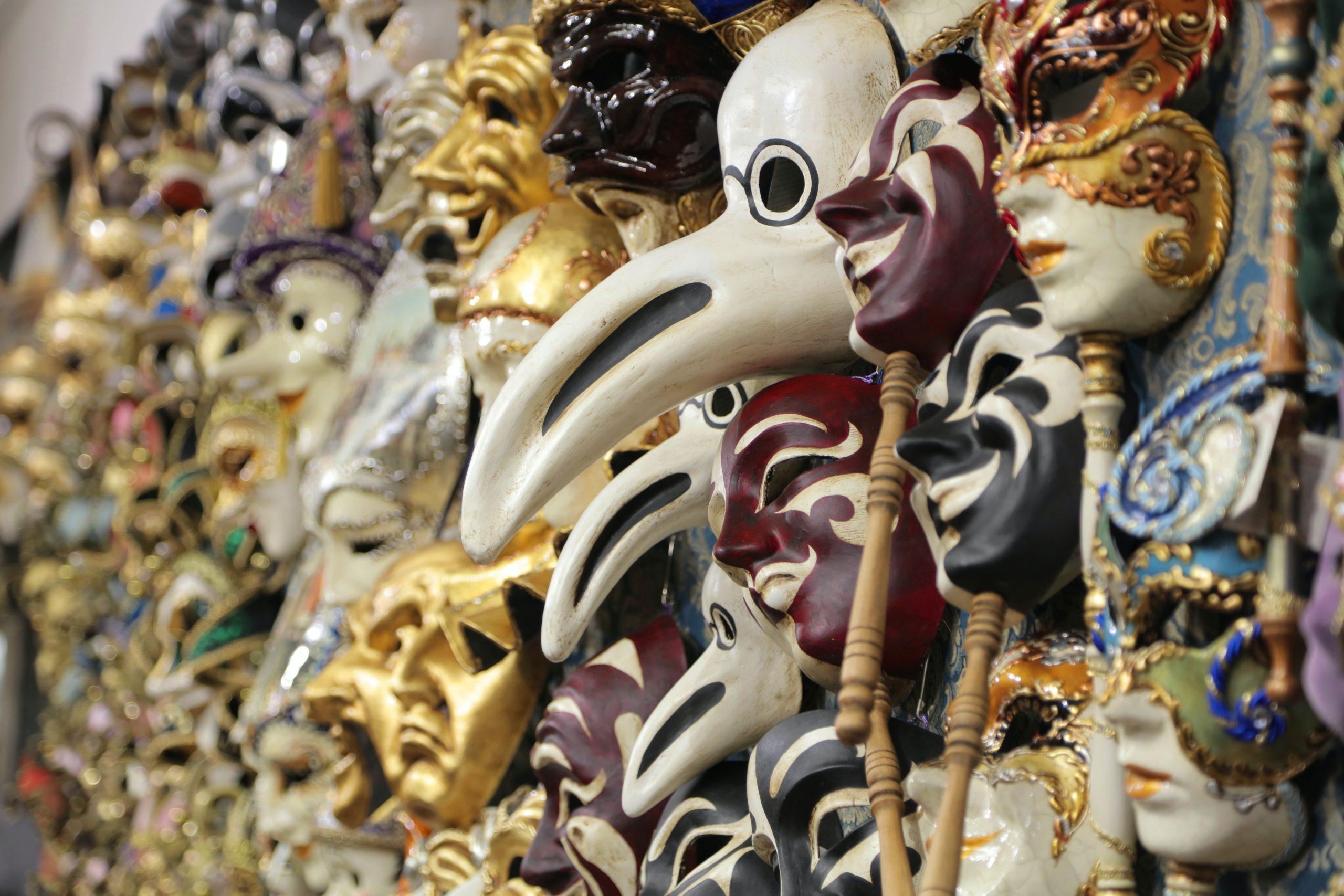 Maskenpflicht in der Ev. Jugendarbeit